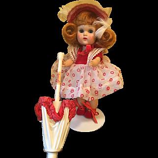 Vintage Vogue MLW Ginny Doll Bon Bons 1955