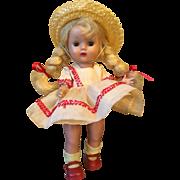 Vintage NASB Muffie Doll Nancy Ann Story Book
