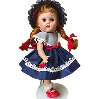Vintage Vogue MLW Ginny Doll Tiny Miss