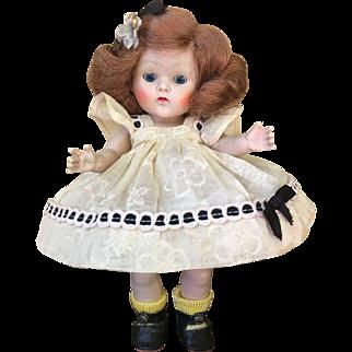 Vintage Vogue Strung Ginny Doll 1952 Kindergarten Linda