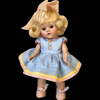 Vintage Vogue Strung Ginny Doll, 1952 Connie