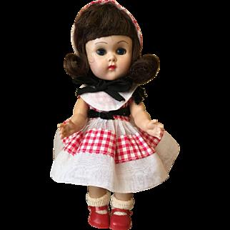 Vintage Vogue Ginny Doll 1955 Tiny Miss