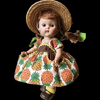 Vintage Vogue PLW Ginny Doll 1954