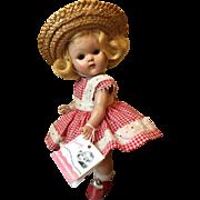 Vintage Vogue Strung Ginny Doll Wavette 1951-52