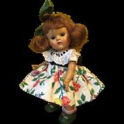 Vintage Vogue Strung Ginny Doll Linda 1953