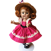 Vintage Vogue PLW Ginny Doll Candy Dandy
