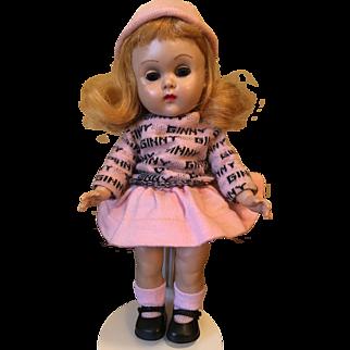 Vintage Vogue MLW Ginny Doll, Gym Kids