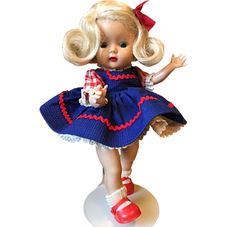 Vintage NASB Muffie Doll