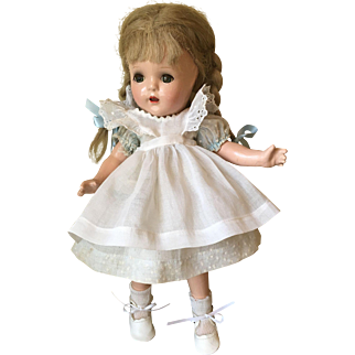 Vintage Madame Alexander McGuffey Ana Doll Composition