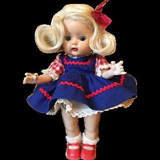 Vintage Nancy Ann Story Book Muffie Doll