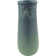 Rookwood Vase in Light Blue Matte Glaze XXI Shape 2111