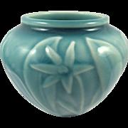 Rookwood Blue High Glaze Vase 1957 Shape 6431