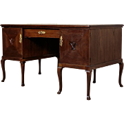 Oak Writing Desk from 1940 - Northern Europe