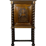 Neo-Renaissance Cabinet, approx. 1890 - Northern Europe