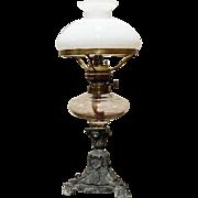 Small Kerosene Lamp, Circa 1900