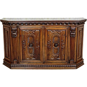 Representative Italian Sideboard from 1900