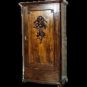 Oak Cabinet late XIX Century - Northern Europe