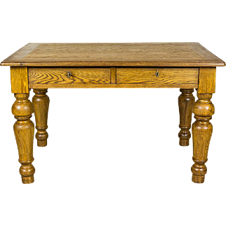 Prewar, Oaken Table