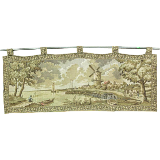 Tapestry of the Dutch landscape - ca. 1930