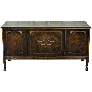 Oblong Commode in the Chippendale Type -- Circa 1940
