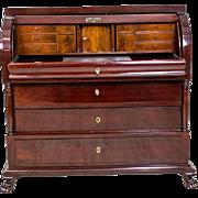 19th Century Secretary Desk in the Biedermeier Style