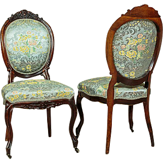 Louis Philippe Chairs ca. 1860