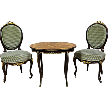 Neo-Rococo Living Room Suite - 19th and 20th Century