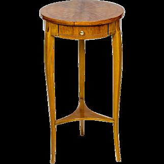 Small, Decorative Table, Circa 1930