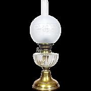 Kerosene Lamp from the Turn of the Century