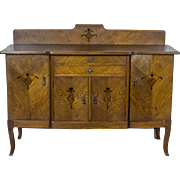 Art Nouveau Dresser Buffet from the Early 20th Century