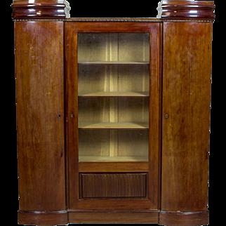 Mahogany Art Deco Bookcase - ca. 1920/30