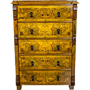 19th-Century Dresser for Valuables