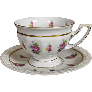 A Set of Rosenthal Maria Cups
