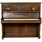 Prewar Carl A. Pfeiffer Piano