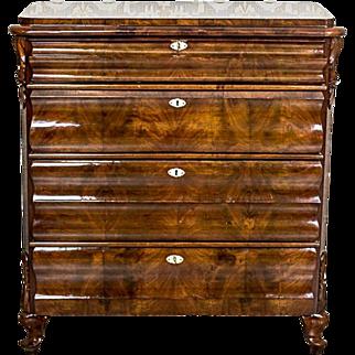 Antique, Renovated Dresser/Chiffonier -- Circa 1890