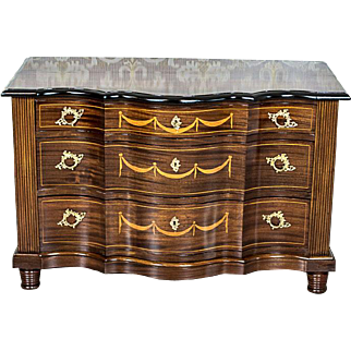 Decorative Dresser from the 19th Century