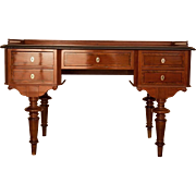 Elegant Eclecticism Style Desk from ca. 1910