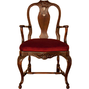 Neo-rococo chair from ca. 1930