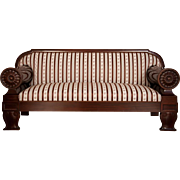 Biedermeier Sofa from ca. 1850