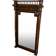 Neo-Renaissance Mirror from the 19th Century
