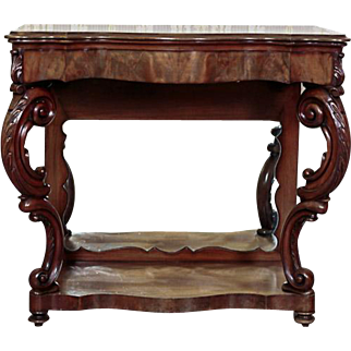 Beautiful Console Table from the middle of 19th Century