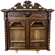 Neo-Renaissance Cupboard Setting from the 19th c.