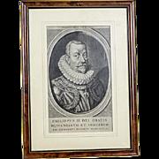 Graphic / Philip III of Spain