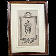 Graphic / Henry VIII -- Circa 1930