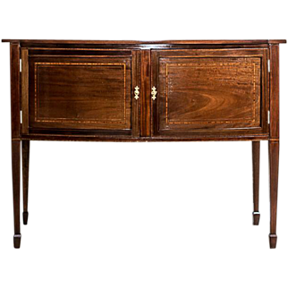Sheraton Cabinet from the 19th Century