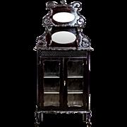 Mahogany Cabinet from the 19th Century