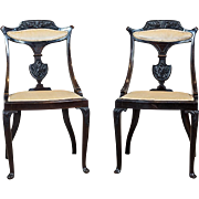 English Chairs from the 19th Century