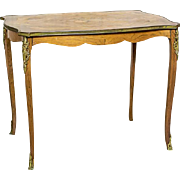 Coffee Table in the French Type
