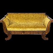 Biedermeier Sofa, Circa 1860/70