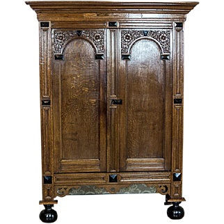 Oak Closet from the 18th Century